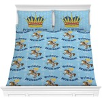 Custom Prince Comforter Set (Personalized)