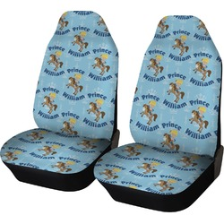 Custom Prince Car Seat Covers (Set of Two) (Personalized)