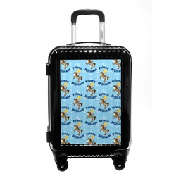 Custom Prince Carry On Hard Shell Suitcase (Personalized)