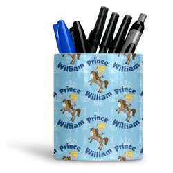 Custom Prince Ceramic Pen Holder