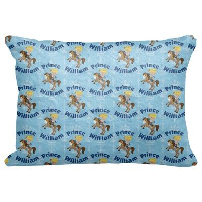 "Custom Prince Decorative Baby Pillowcase - 16""x12"" (Personalized)"