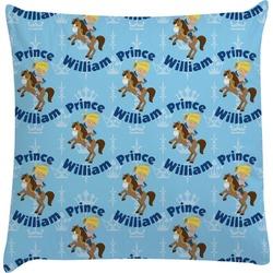 Custom Prince Decorative Pillow Case (Personalized)
