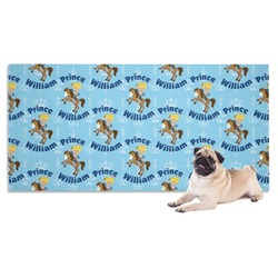 Custom Prince Pet Towel (Personalized)