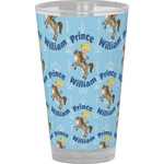 Custom Prince Drinking / Pint Glass (Personalized)