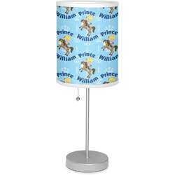 "Custom Prince 7"" Drum Lamp with Shade (Personalized)"