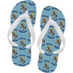 Custom Prince Flip Flops (Personalized)