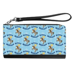 Custom Prince Genuine Leather Smartphone Wrist Wallet (Personalized)