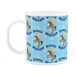 Custom Prince Plastic Kids Mug (Personalized)