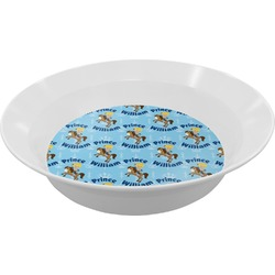Custom Prince Melamine Bowls (Personalized)