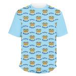 Custom Prince Men's Crew T-Shirt (Personalized)