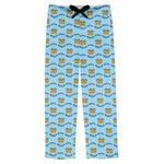 Custom Prince Mens Pajama Pants (Personalized)