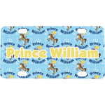 Custom Prince Mini / Bicycle License Plate (Personalized)