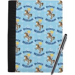 Custom Prince Notebook Padfolio (Personalized)