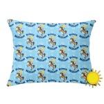 Custom Prince Outdoor Throw Pillow (Rectangular) (Personalized)