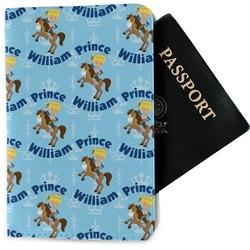 Custom Prince Passport Holder - Fabric (Personalized)
