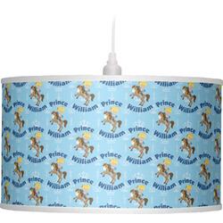 Custom Prince Drum Pendant Lamp (Personalized)