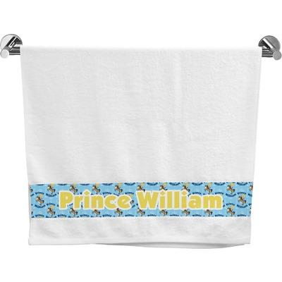 Custom Prince Bath Towel (Personalized)
