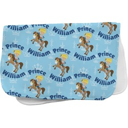 Custom Prince Burp Cloth (Personalized)