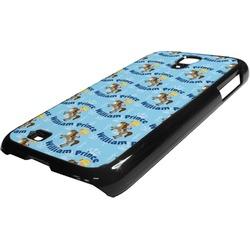Custom Prince Plastic Samsung Galaxy 4 Phone Case (Personalized)