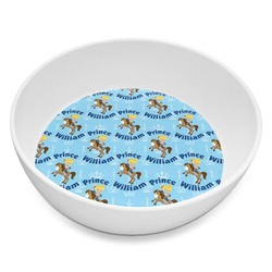 Custom Prince Melamine Bowl 8oz (Personalized)