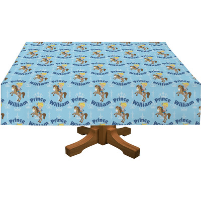 """Custom Prince Tablecloth - 58""""x58"""" (Personalized)"""