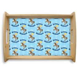 Custom Prince Natural Wooden Tray (Personalized)