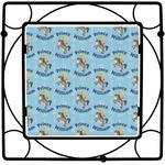 Custom Prince Square Trivet (Personalized)