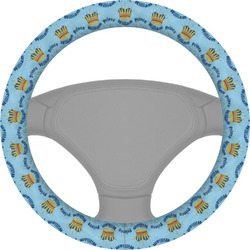 Custom Prince Steering Wheel Cover (Personalized)
