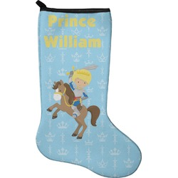Custom Prince Christmas Stocking - Neoprene (Personalized)