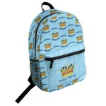 Custom Prince Student Backpack (Personalized)
