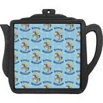 Custom Prince Teapot Trivet (Personalized)