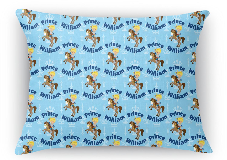 Rectangular Throw Pillow Dimensions : Custom Prince Rectangular Throw Pillow - 12