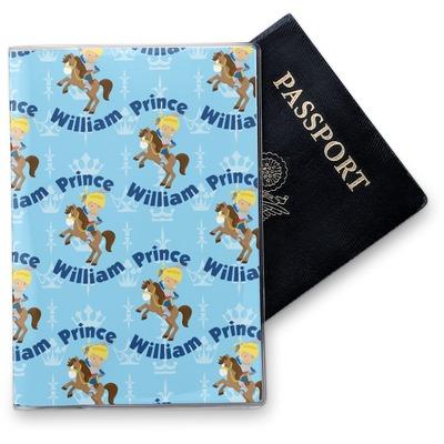 Custom Prince Vinyl Passport Holder (Personalized)