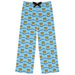 Custom Prince Womens Pajama Pants (Personalized)