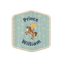 Custom Prince Genuine Maple or Cherry Wood Sticker (Personalized)