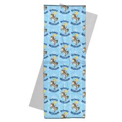 Custom Prince Yoga Mat Towel (Personalized)