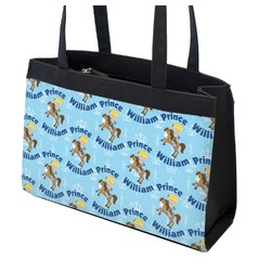 Custom Prince Zippered Everyday Tote (Personalized)