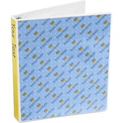 Prince 3-Ring Binder (Personalized)