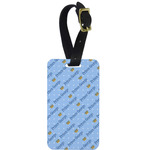 Prince Aluminum Luggage Tag (Personalized)