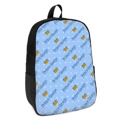 Prince Kids Backpack (Personalized)