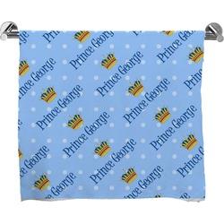 Prince Full Print Bath Towel (Personalized)