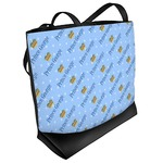 Prince Beach Tote Bag (Personalized)