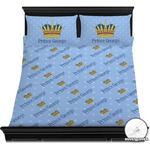 Prince Duvet Cover Set (Personalized)
