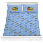 Prince Comforter Set (Personalized)