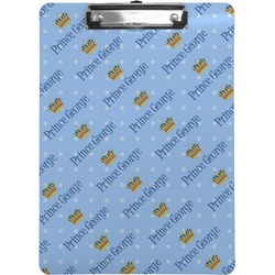 Prince Clipboard (Personalized)
