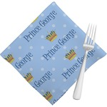 Prince Napkins (Set of 4) (Personalized)