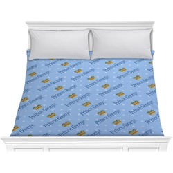 Prince Comforter - King (Personalized)