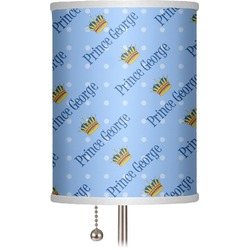"""Prince 7"""" Drum Lamp Shade (Personalized)"""