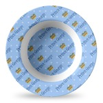 Prince Plastic Bowl - Microwave Safe - Composite Polymer (Personalized)