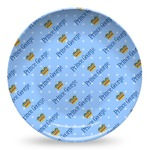 Prince Microwave Safe Plastic Plate - Composite Polymer (Personalized)